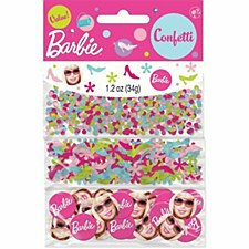 Barbie Value Confetti