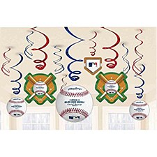 Rawlings  Swirl Decoration Value Pack 12ct.