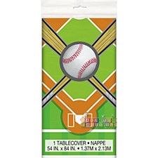 Baseball Tablecover