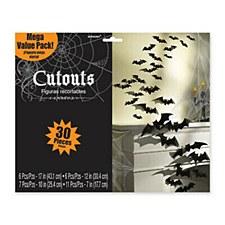 hollween bat cutout