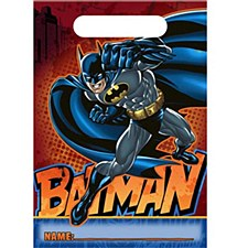 Batman 8ct favor bags