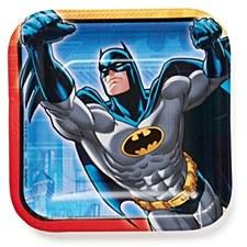 "7""Batman Plates"