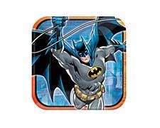 "9""Batman Plates"