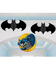 BATMAN HoneyComb Decoration