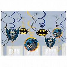 BATMAN SWIRL PACKGE