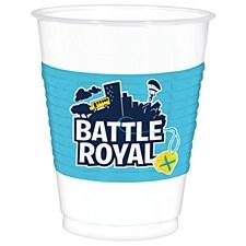 Battle Royal Plastic Cup