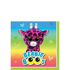 Beanie Boos Bev. Napkin