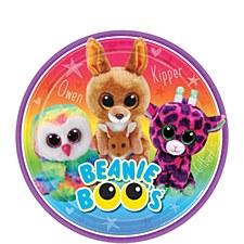 """Beanie Boos 7"""" Plates"""