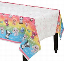 Beanie Boos Paper Tablecover