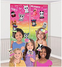 Beanie Boos Scene Setters With Props