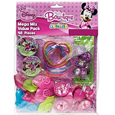 FAVOR PACK-48PC MINNIE
