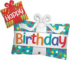 "39""Happy Birthday Present"