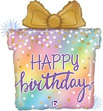 "27"" Opal Birthday Present"