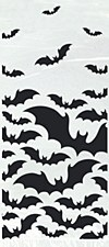 Black Bats Treat Bags