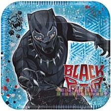"Black Panther 7""Plates"