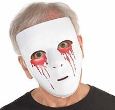 Bleeding Eyes Mask