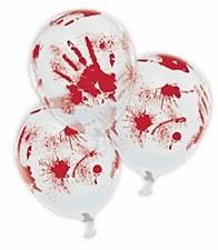 Latex Balloon For Halloween Theme Party