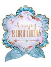 """27""""Boho Birthday Girl"""