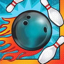 Bowling Bev. Napkin