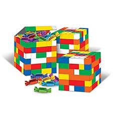 Building Blocks Favor Boxes