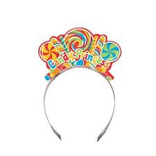 Suga Buzz Paper Crowns
