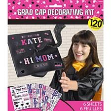 Grad Cap Decorating Kit