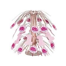 1st Birthda Lady Bug Cascade Centerpiece