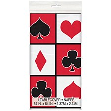 Casino Party Tablecover