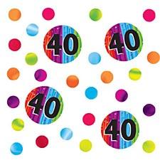 Celebration 40 Confetti