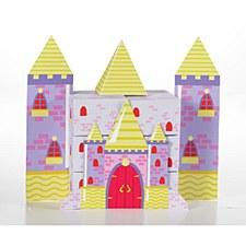 Castle Fun Centerpiece Favorboxes