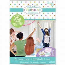 Baby Shower Charades - 60ct
