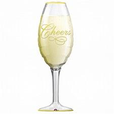 "38""Champagne Glass"