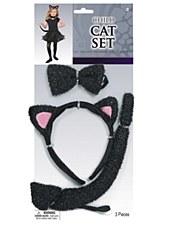 Child Cat Set 3pc