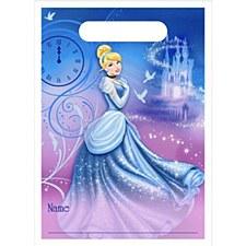 Cinderella 8 Favor Bags