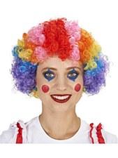 Clown Wig Kid/Adult