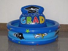 Grad Inflatable Cooler