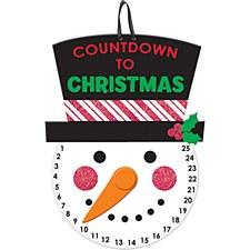 Countdown Snowman