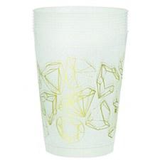 Gold Diamond Bachelorette Plastic Cups