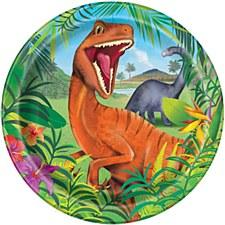 Dinosaur 9in Plate