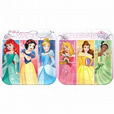 Princess Dream Big Plates