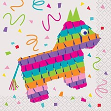 Mexican Fiesta Bev. Napkin