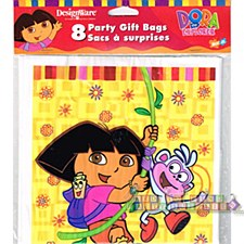 Dora Party Gift Bags