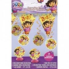 Dora The Explorer Decorating Kit