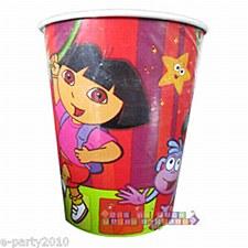 Dora Explorer Cups