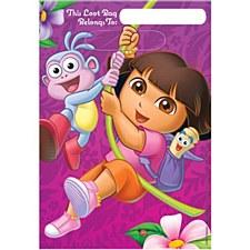 Dora's Flower Adventure Loot Bags