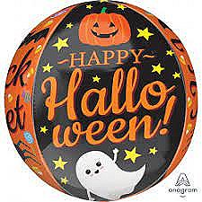 """15"""" Happy Halloween Orbz"""