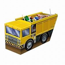 Dump Truck 3-D Centerpiece