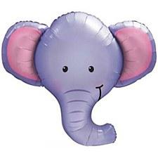 "39"" Elephant Head"