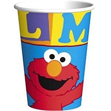 Elmo Loves You Cups