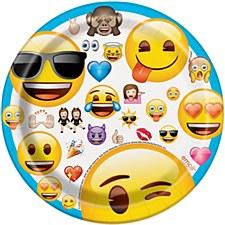 "7""Emoji Plates"